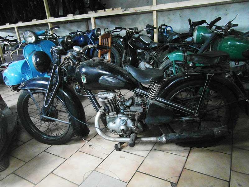 motocykl dkw sb 200 1936 zabytki techniki ocali od. Black Bedroom Furniture Sets. Home Design Ideas
