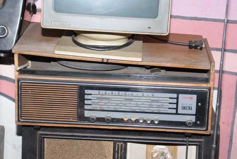 Odbiornik gramofonu